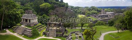 palenque mexico mayan ruins