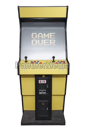 arcade spiel ueber