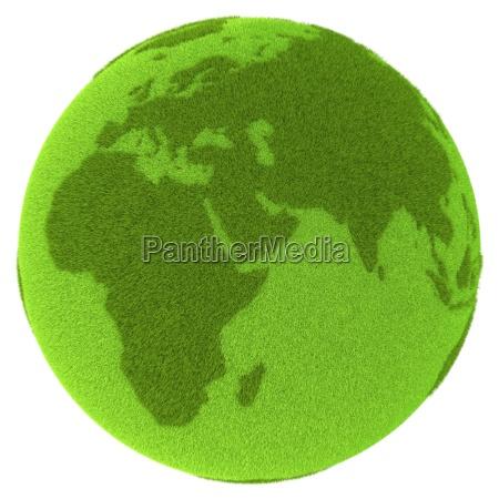 americas auf gruenen planeten