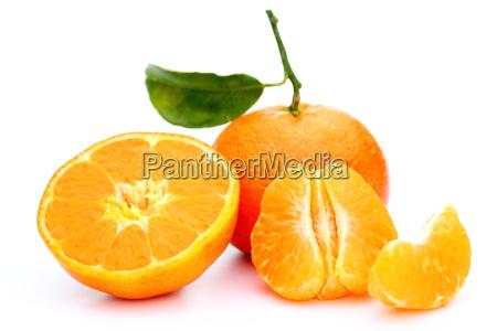 mandarinenfruechte