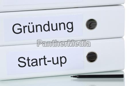 gruendung einer firma oder start up