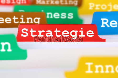 strategy and development of a company