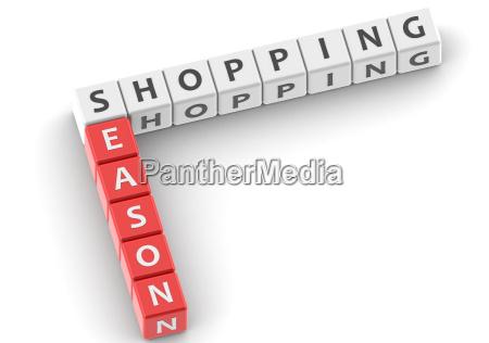 einkaufssaison