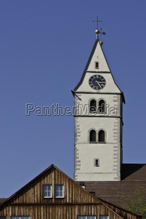 kirche in meersburg