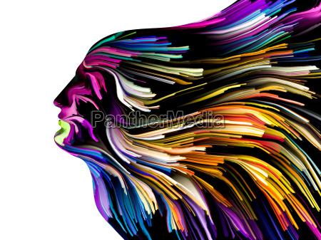 mind painting metaphor