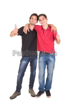 teenage brueder