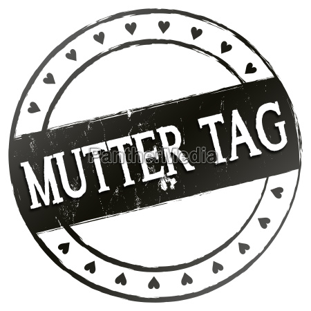 new stamp muttertag