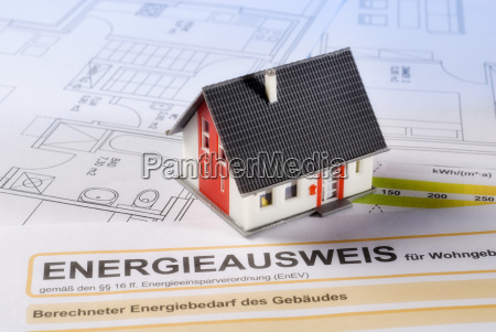 energy proof and house