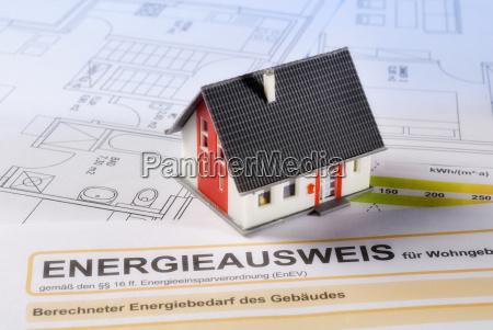 energieausweis und haus