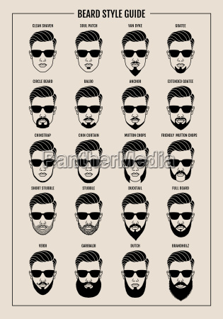 bart style guide poster