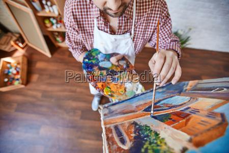 malerei meisterwerk