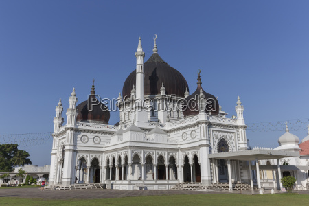 masjid zahir in alor setar stadt