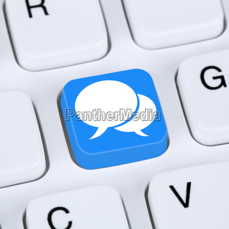 internet konzept soziale medien und soziales