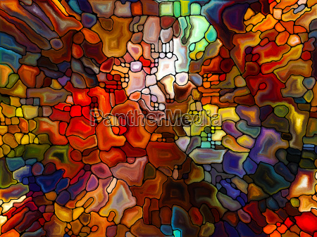 dreaming of stained glass