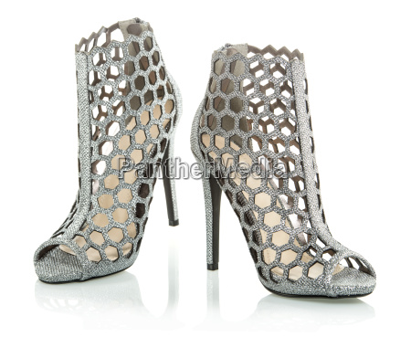 fashionable high heels ankle boots xxxl