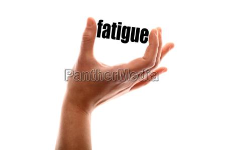 smaller fatigue