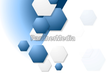 abstract geometry corporate background