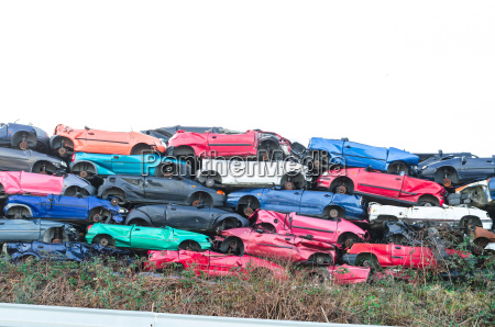 scrap vehicles recycling
