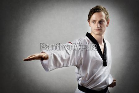 taekwon do meister