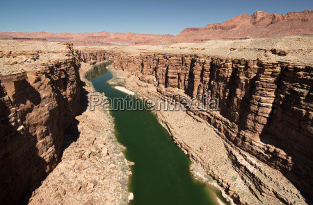 colorado river arizona usa