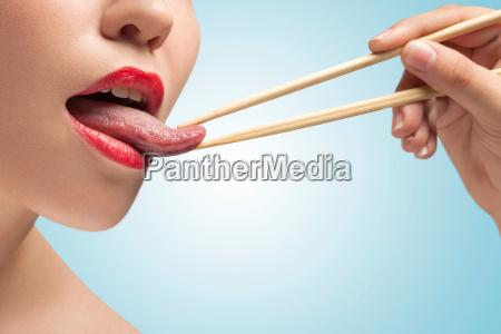 the tasty tongue