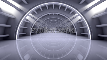 abstrakte moderne hintergrund leer futuristischen interieur