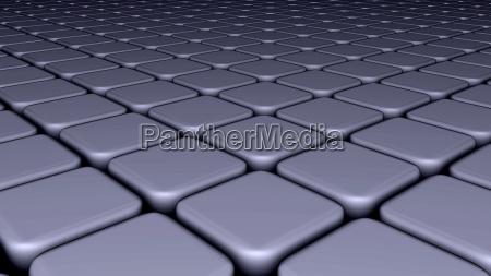 moderne abstrakte hintergrund bluetzige wuerfel hintergrund
