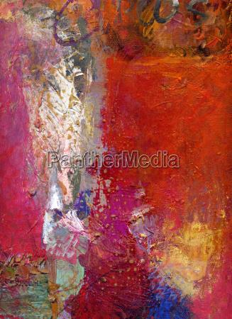 painting textures pastos