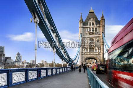 tower bridge london city