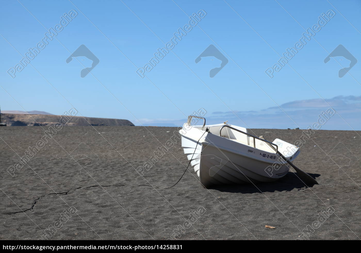 Fuerteventura, Kanarischen Inseln, Boot, Kanaren, Insel, Sand - 14258831