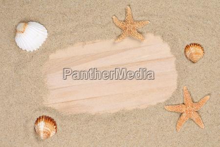 strand sand szene im urlaub sommer