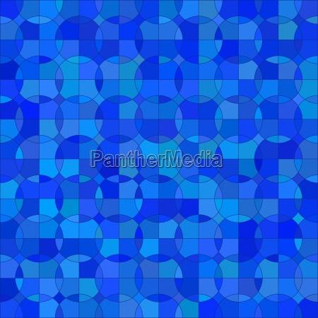 abstrakter ornamental blauer hintergrund abstrakte geometrische