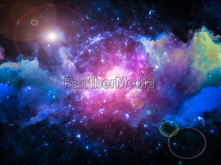 metaphorical nebula