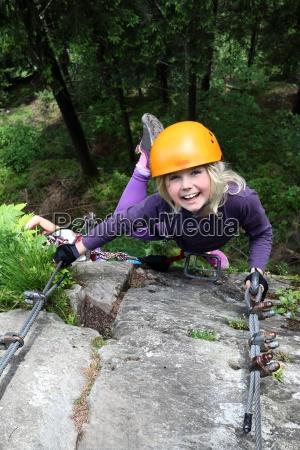 freude am klettersport