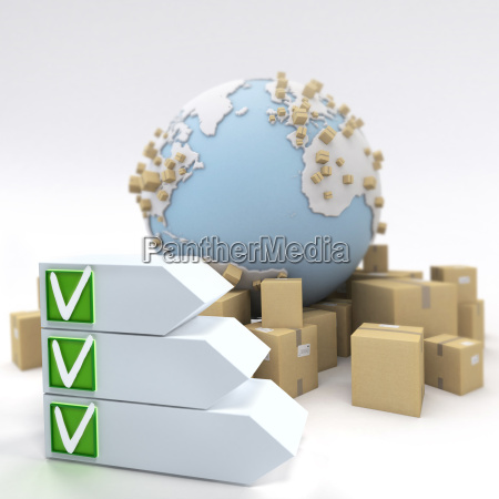 transport delivery checklist