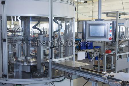 automatische produktionslinie