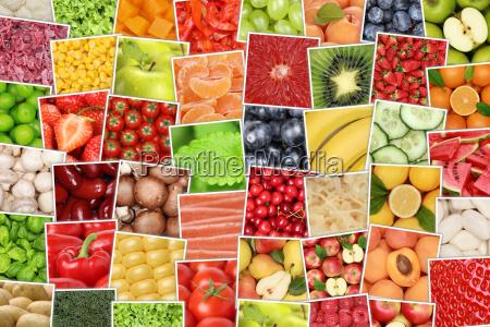 vegan vegetarisch gemuese obst und fruechte