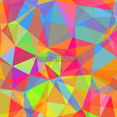 polygonal hintergrund