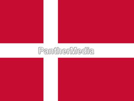 flag of denmark horizontal
