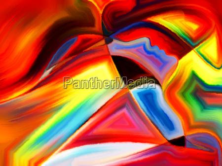 metaphorische heilige hues