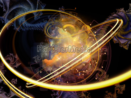 fractal mechanik kulisse