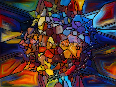 synergien von stained glass
