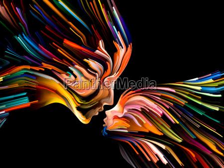 paradigm of mind malerei