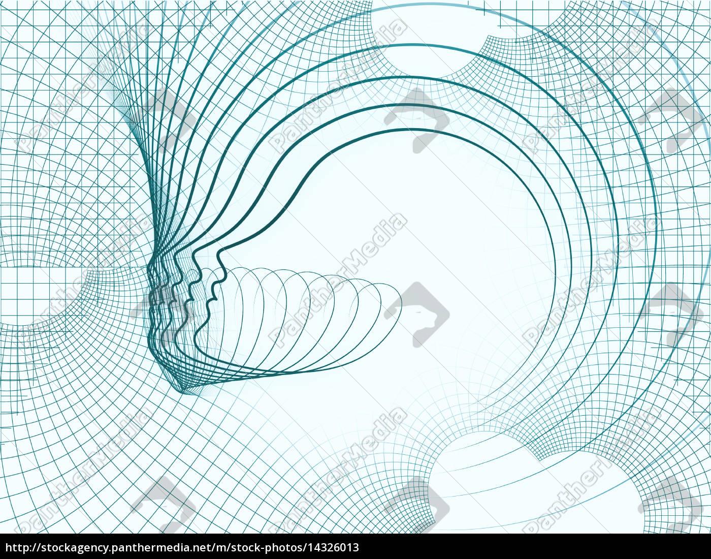die, computer-seelengeometrie - 14326013