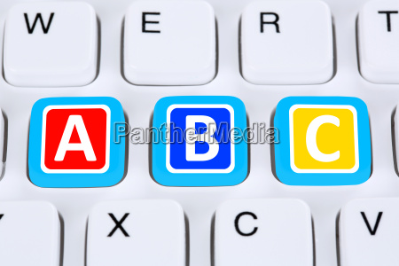 abc learn in school for students