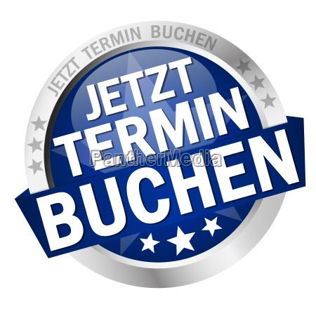 button with text jetzt termin buchen