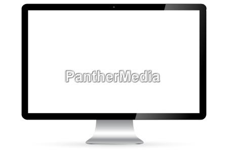 bildschirm digital technologie multimedia leinwand schutzwand