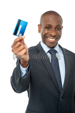my new credit card