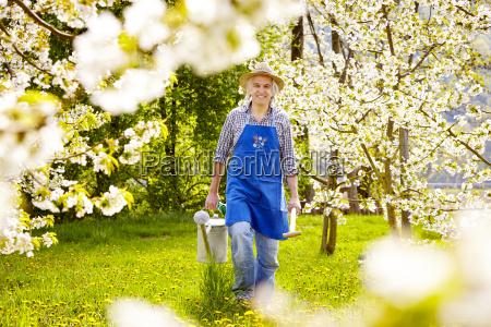 gaertner kirschbaum watering can spade south