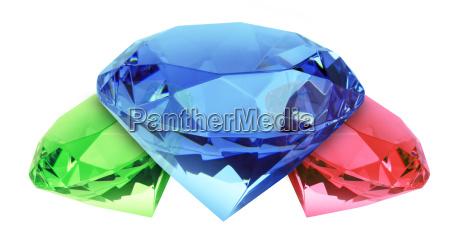 exempted diamonds